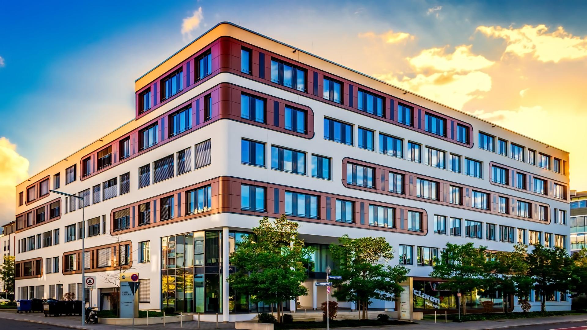 apartment building | Denver apartment finder VITA