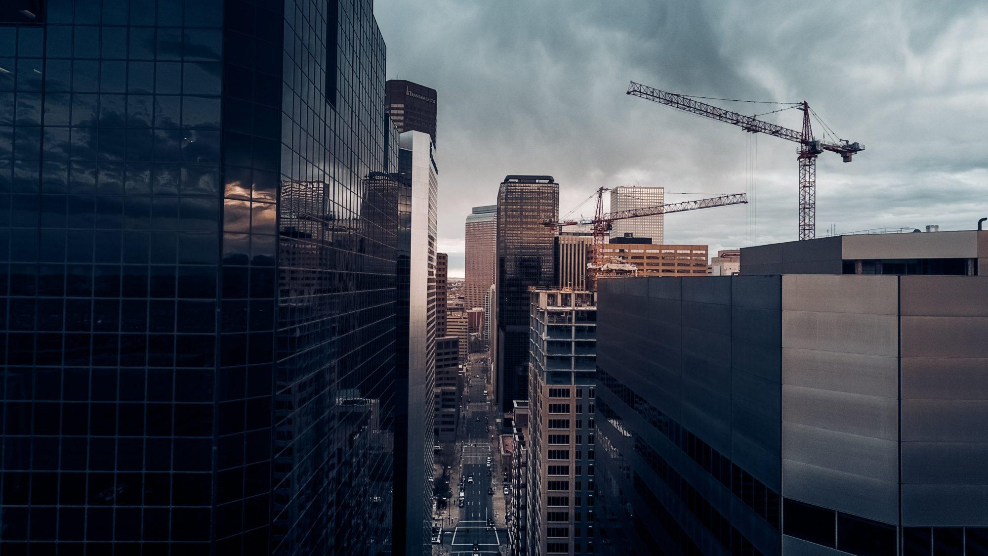 Denver Crane Watch & Apartment News | Vita Locators
