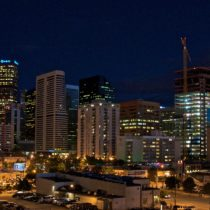Denver real estate & city news   Photo denver skyline