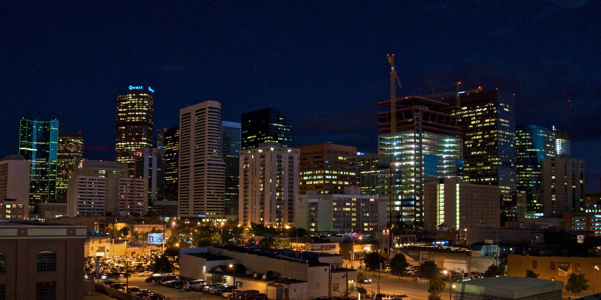 Denver real estate & city news | Photo denver skyline