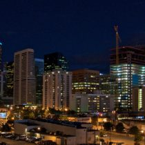 Denver real estate & city news | Photo denver skyline