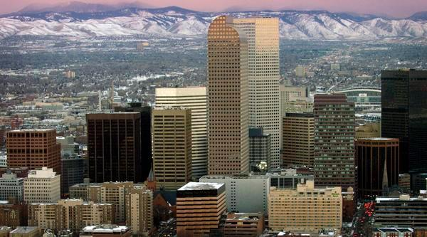 photo-denver-skyline | finding a place to live in Denver